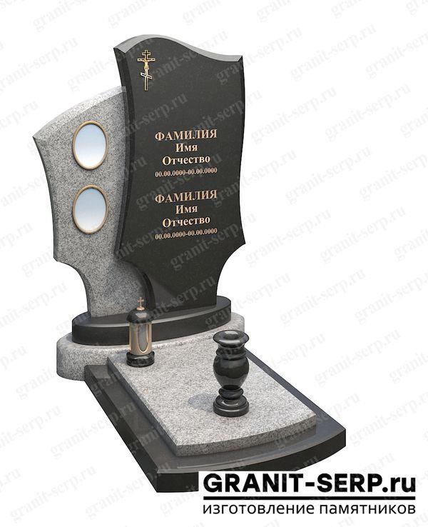 Памятник фрезерный: Гранит №04ф