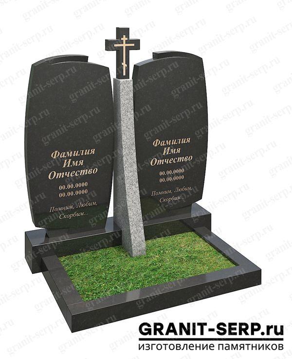 Памятник фрезерный: Гранит №11ф