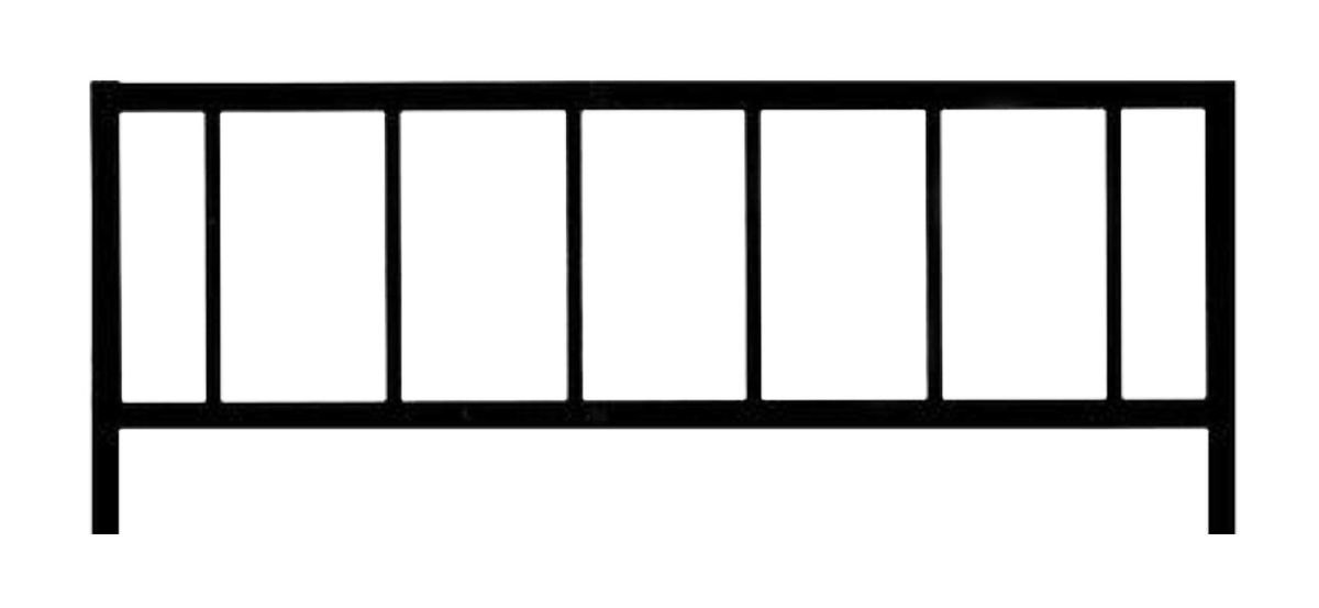 Ограда на могилу стальная № 026