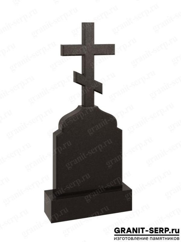 Памятник фрезерный: Гранит №031ф