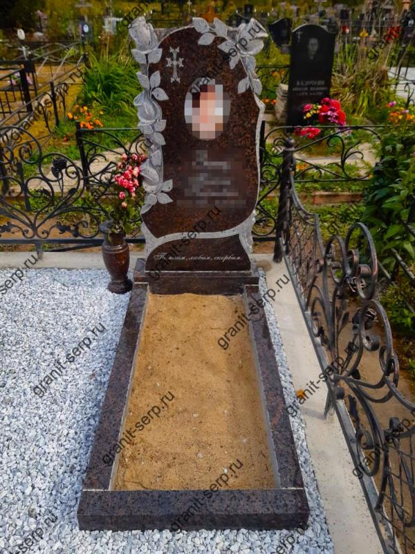 Памятник на могилу: Гранит №1191.