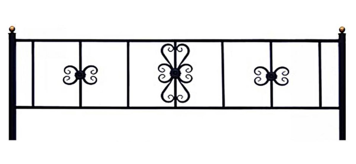 Ограда (Бабочка)