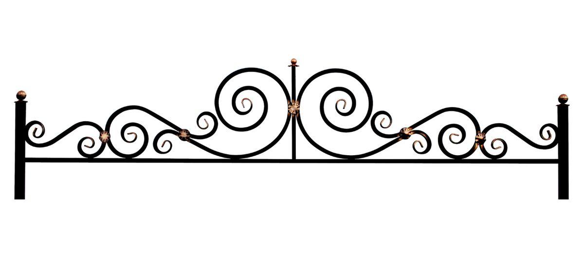 Ограда на могилу (Эвольвента 20)