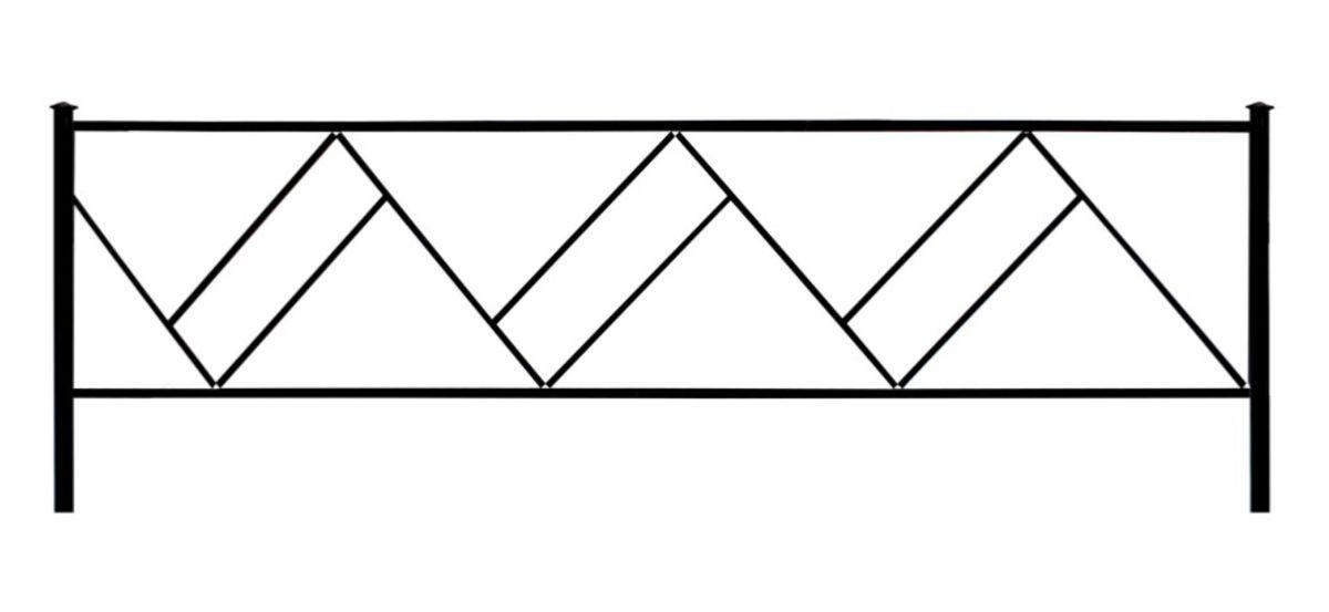 Ограда (Флажок)