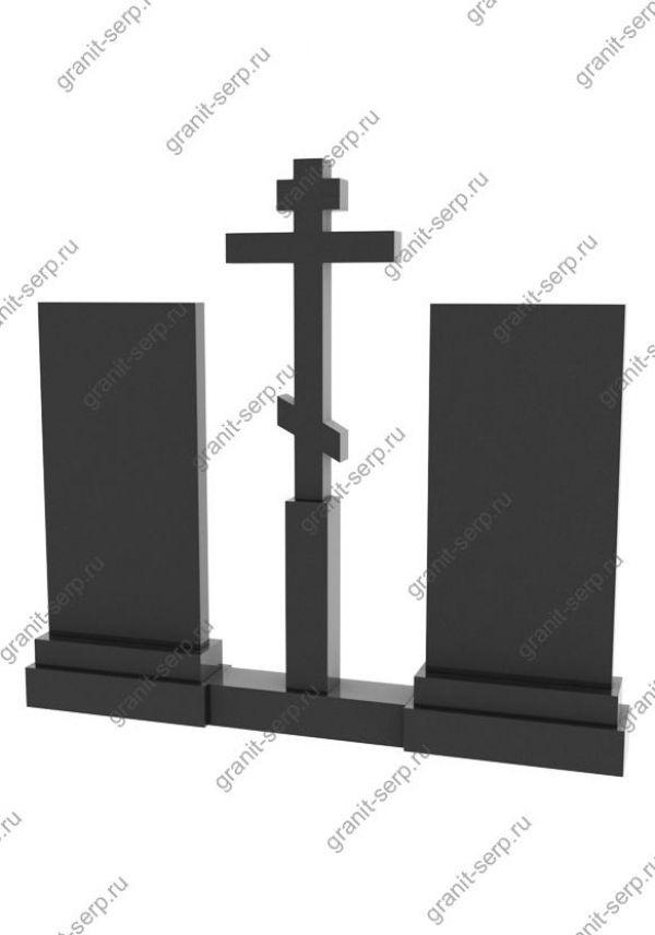 Изготовление индивидуальных мемориальных памятников на могилу №2407