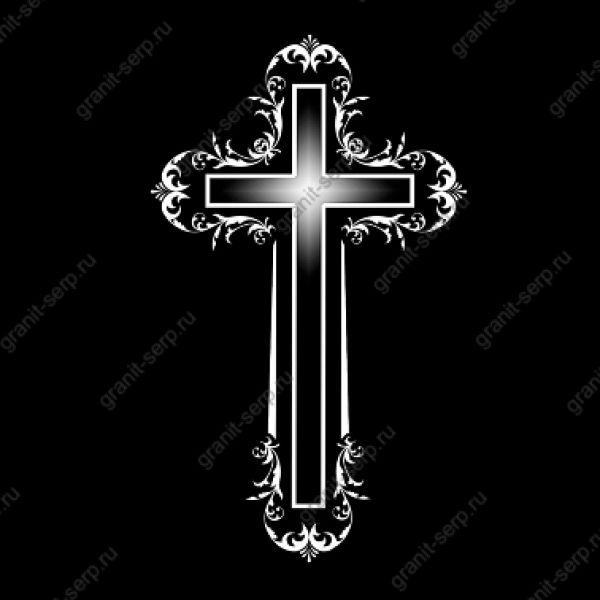 Крест №17