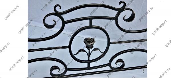 Кованая: Роза 11