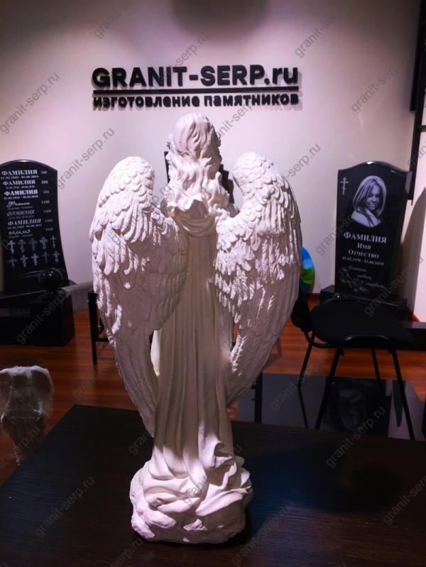 Скульптура из Литьевого мрамора №015 Скорбящая.