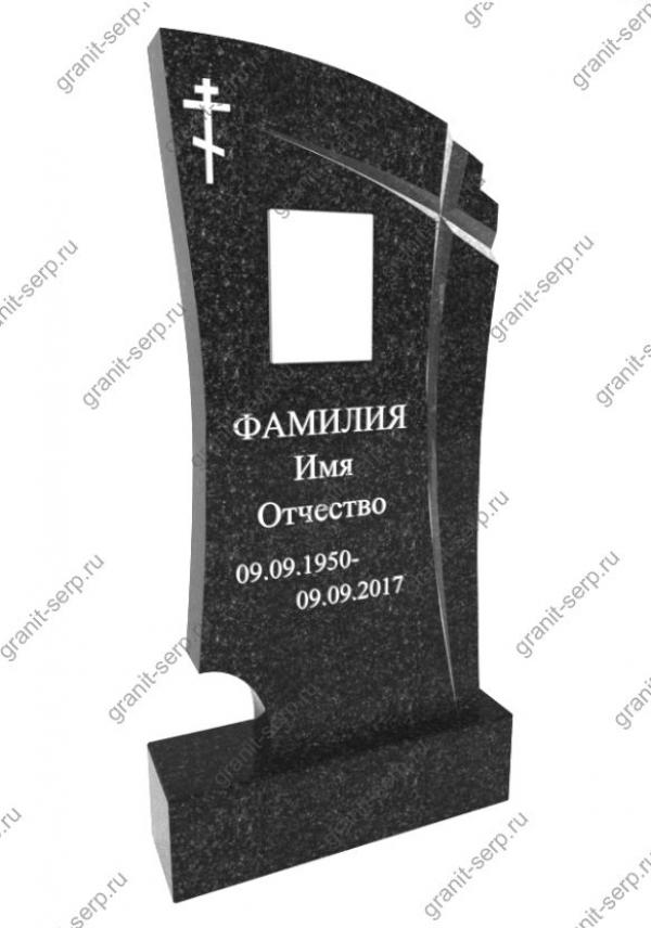 Памятник на могилу из гранита №3010.