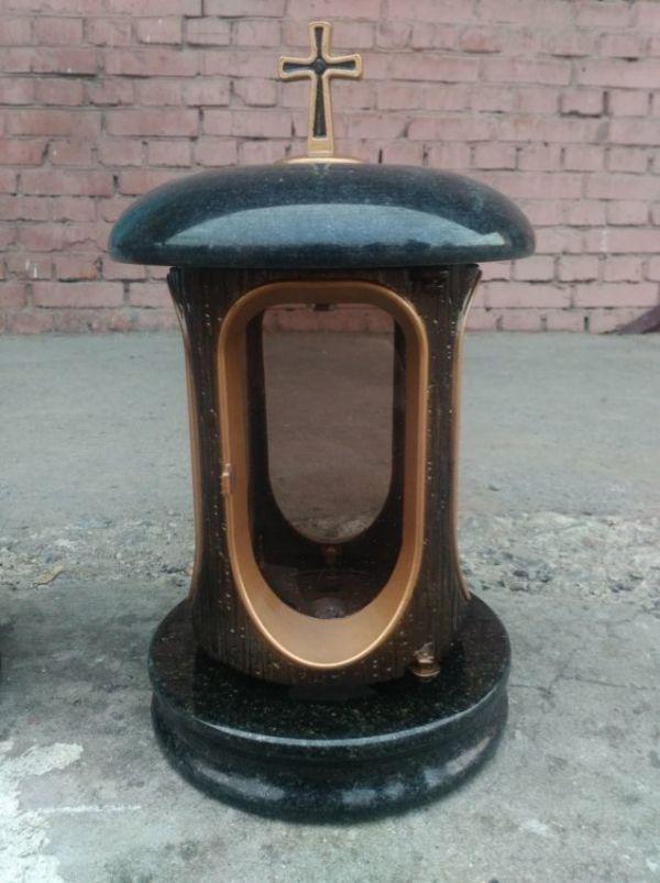 Лампада (фонарь) - 25см на могилу