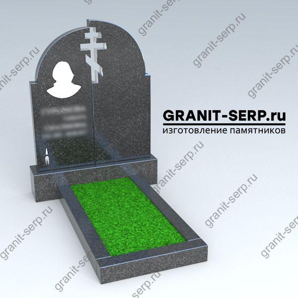 Памятник на могилу из гранита №3020