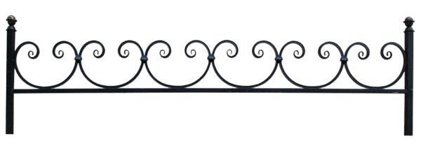 Ограда на могилу (Волна 15)
