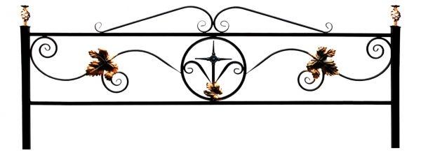 Ограда на могилу (Закира)