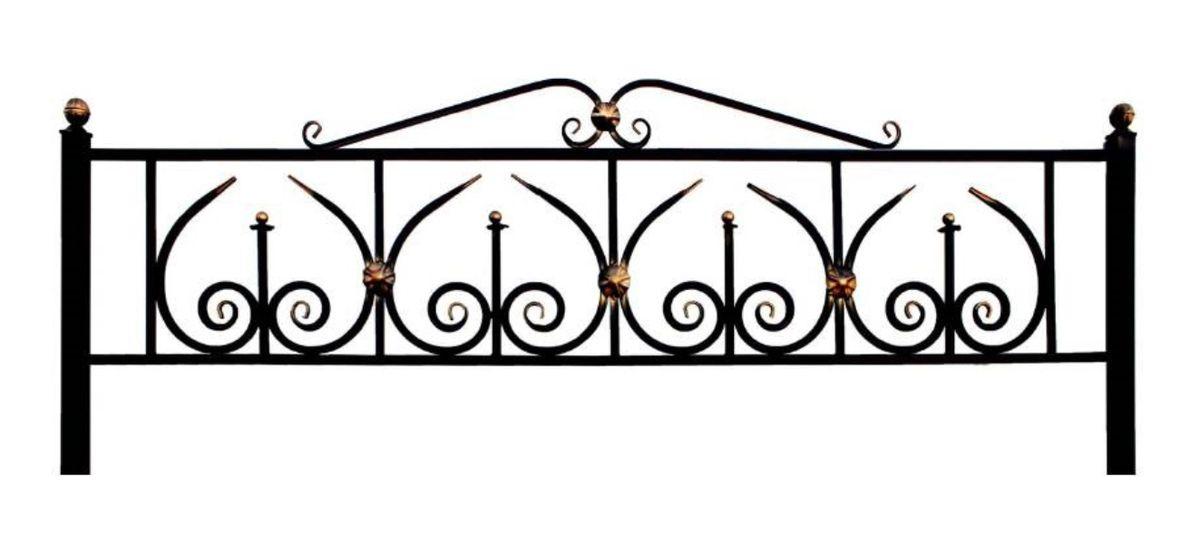 Ограда (Юпитер с навершием)