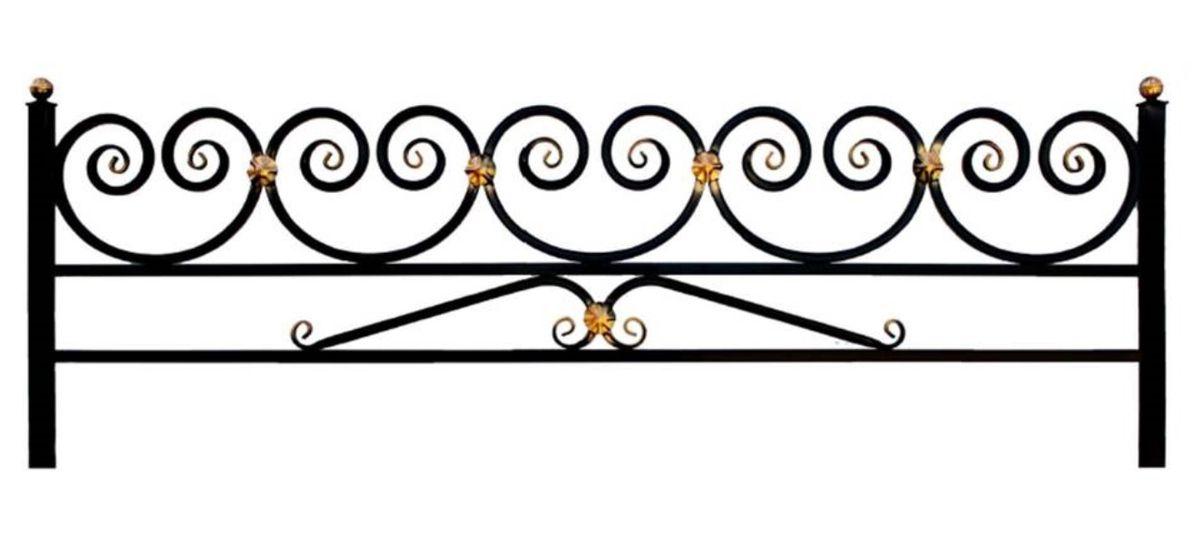 Ограда на могилу (Волна 20 на поясе)